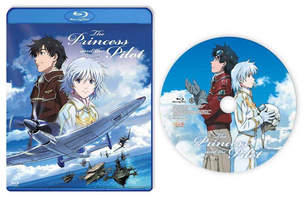 NIS America Princess and the Pilot, The Standard Edition