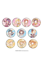Idolm@ster Cinderella Girls Gekijou GraffArt 02 Can Badge