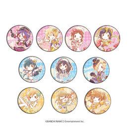 Idolm@ster Cinderella Girls Gekijou GraffArt 02 Can Badge