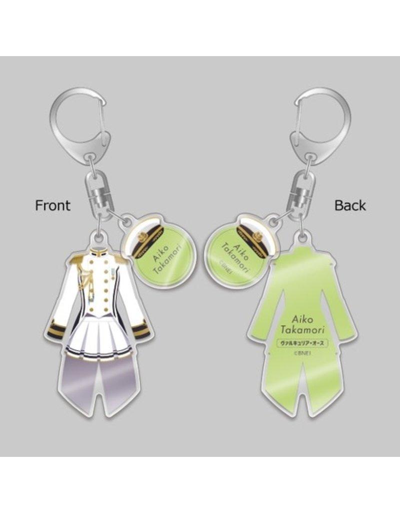 Gift Idolm@ster Cinderella Girls Einferia Outfit Keychain