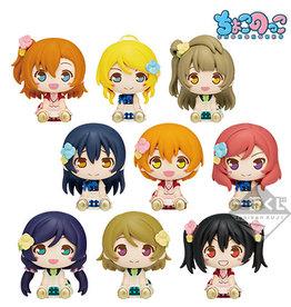 Bandai Love Live! 9th Anniversary Ichibankuji Mini-Figurine μ's