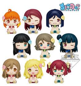 Bandai Love Live! 9th Anniversary Ichibankuji Mini-Figurine Aqours