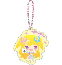 Movic Pretty All Friends Chibi Keychain Yui