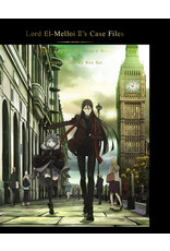 Aniplex of America Inc Lord El-Melloi II's Case Files [Rail Zeppelin] Grace note Box Set Blu-ray