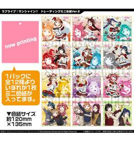 Bushiroad Love Live! Sunshine!! Character Mini Art Boards Vers. 6
