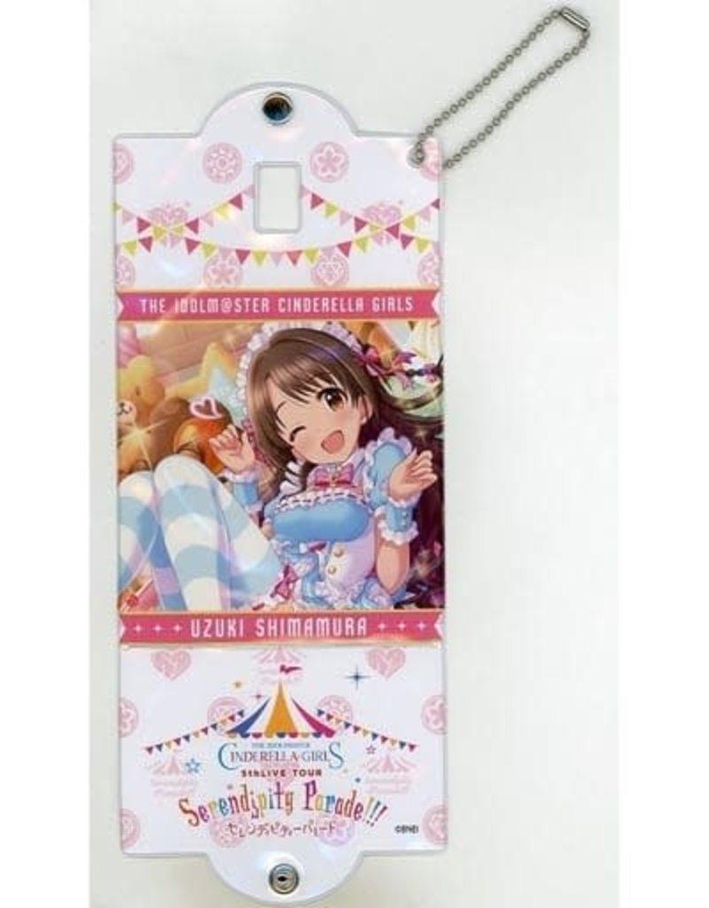 Bandai Namco Idolm@ster Cinderella Girls Arm Band Uzuki Shimamura