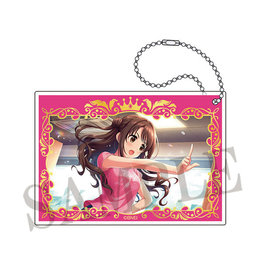 Movic Idolm@ster Cinderella Girls Dash Shop Acrylic Keychain Cute