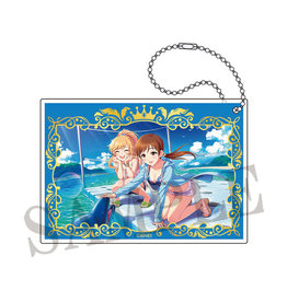 Movic Idolm@ster Cinderella Girls Dash Shop Acrylic Keychain Cool