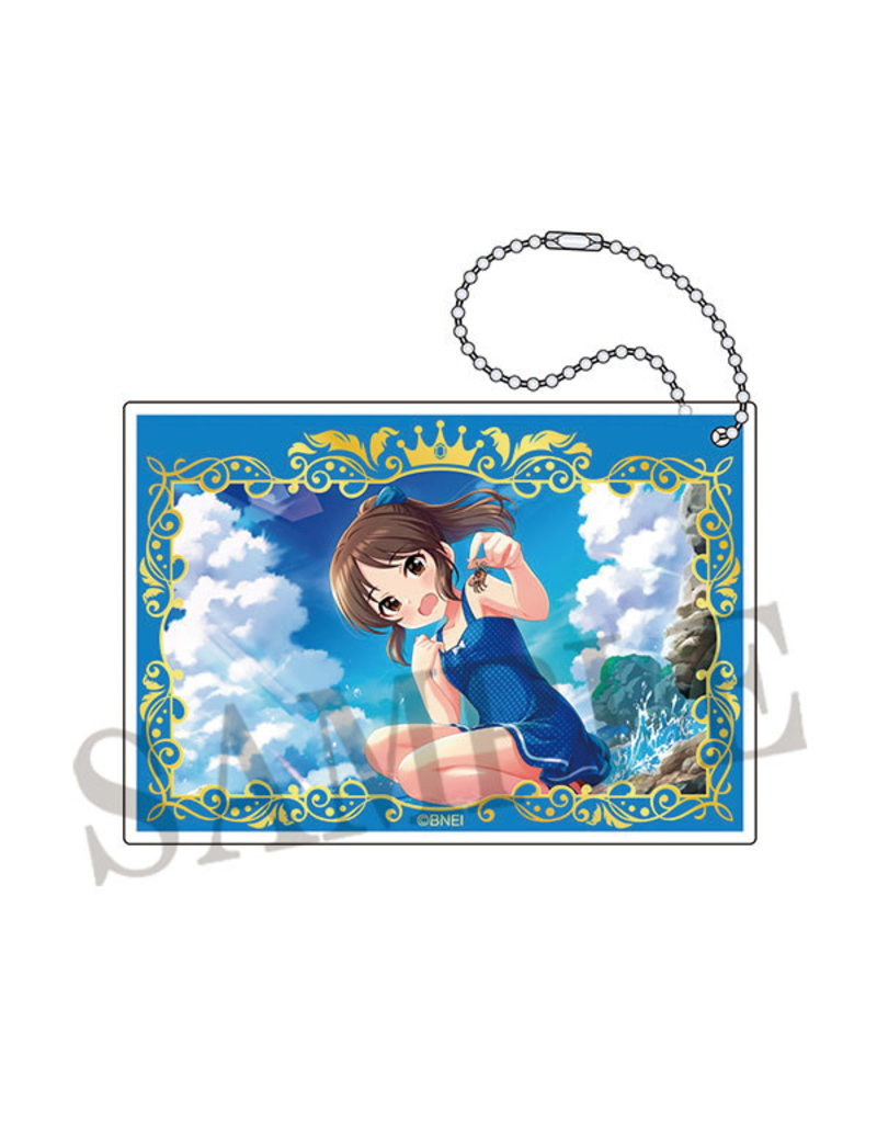 Movic Idolm@ster Cinderella Girls Dash Shop Acrylic Keychain Cool