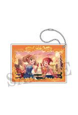 Movic Idolm@ster Cinderella Girls Dash Shop Acrylic Keychain Passion