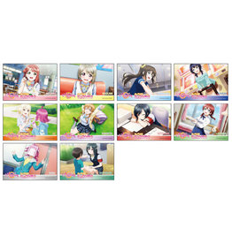 Contents Seed Love Live! All Stars Nijigasaki HS Square Can Badge Vol. 1