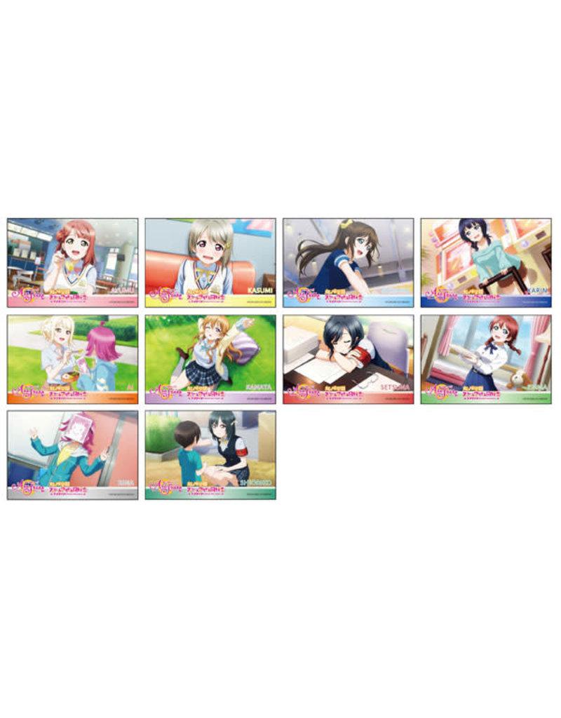 Contents Seed Love Live! All Stars Nijigasaki HS Square Can Badge Vol. 1