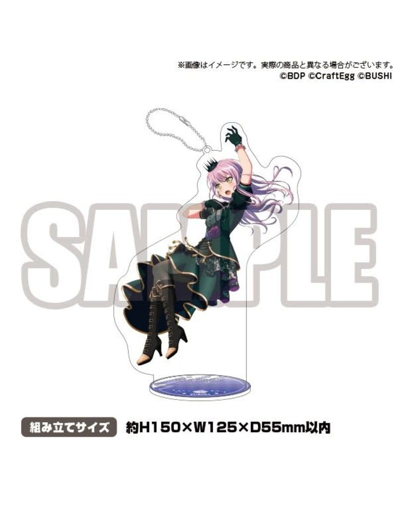 Bushiroad BanG Dream! 2020 Vers. Acrylic Stand/Keychain