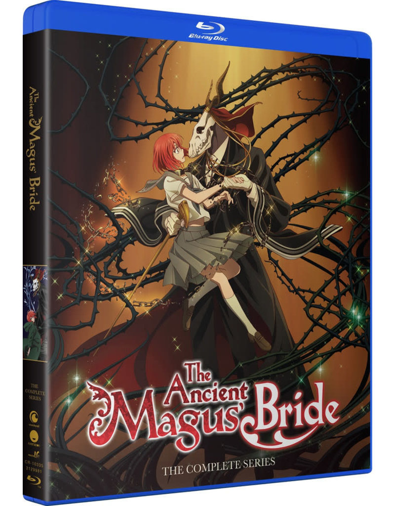 Funimation Entertainment Ancient Magus' Bride, The Complete Series Blu-ray
