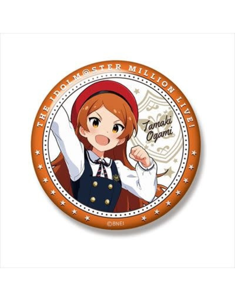 Bandai Namco Idolm@ster MLTD Uniform Can Badge B