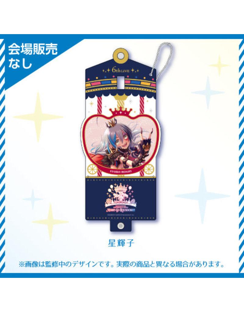 Bandai Namco Idolm@ster Cinderella Girls 6th Live Arm Band Passion