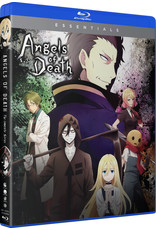 Funimation Entertainment Angels of Death Essentials Blu-ray