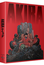 Funimation Entertainment Akira Limited Edition 4K HDR/2K Blu-Ray
