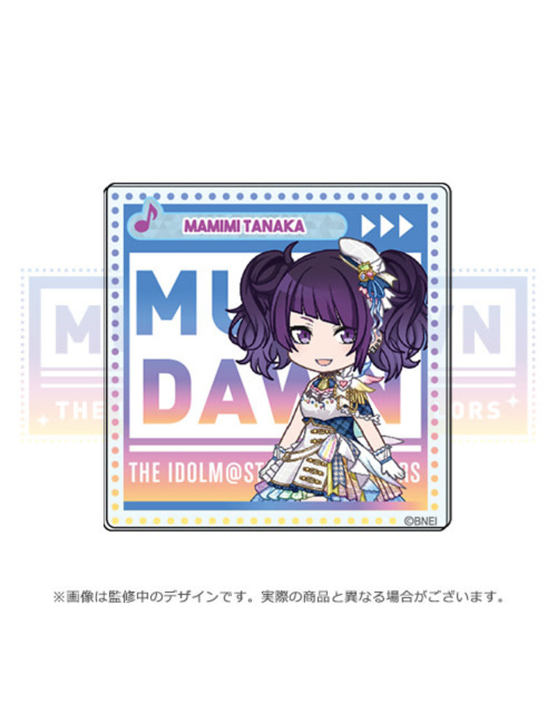 Bandai Namco Idolm@ster Shiny Colors Music Dawn L' Antica Acrylic Badge