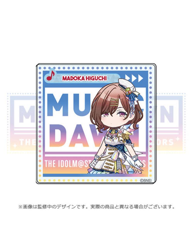 Bandai Namco Idolm@ster Shiny Colors Music Dawn Noctchill Acrylic Badge