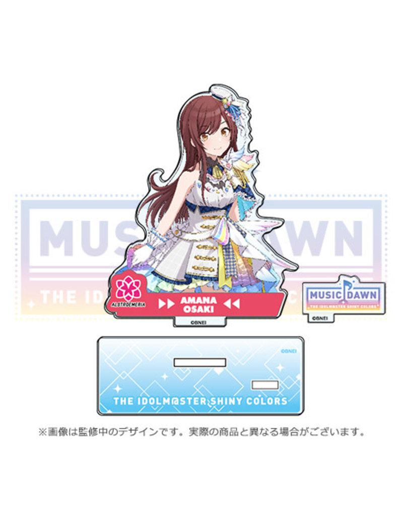 Bandai Namco Idolm@ster Shiny Colors Music Dawn Alstroemeria Acrylic Stand