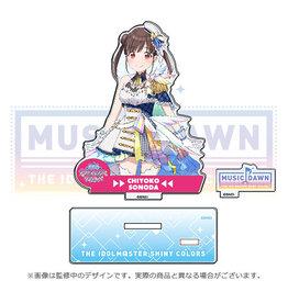 Bandai Namco Idolm@ster Shiny Colors Music Dawn Houkago Climax Girls Acrylic Stand
