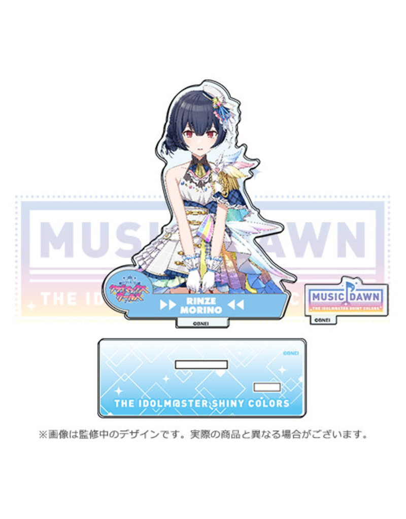 Bandai Namco Idolm@ster Shiny Colors Music Dawn Houkago Climax Girls Acrylic Stand