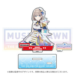 Bandai Namco Idolm@ster Shiny Colors Music Dawn Straylight Acrylic Stand