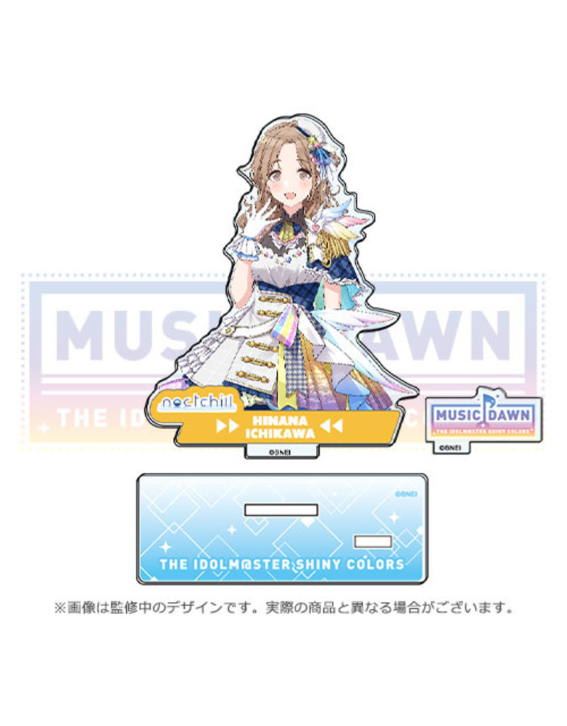 Bandai Namco Idolm@ster Shiny Colors Music Dawn Noctchill Acrylic Stand