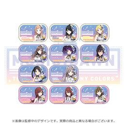 Bandai Namco Idolm@ster Shiny Colors Music Dawn Can Badge Set A