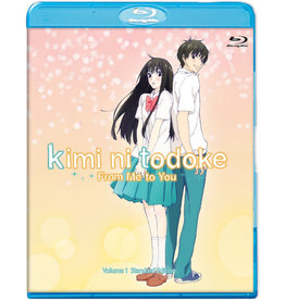 NIS America Kimi ni Todoke - From Me to You Vol 1 Blu-Ray Standard