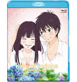 NIS America Kimi ni Todoke - From Me to You Vol 3 Blu-Ray Standard