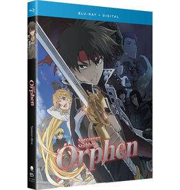 Funimation Entertainment Sorcerous Stabber Orphen Season 1 Blu-ray