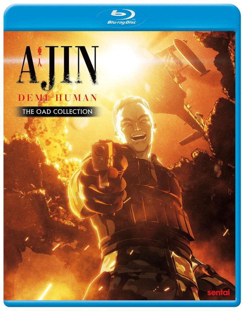 Sentai Filmworks Ajin Demi-Human The OADS Blu-ray