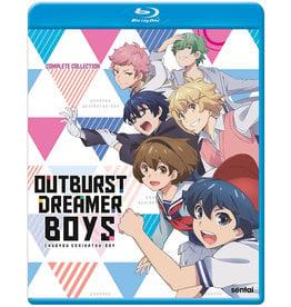 Sentai Filmworks Outburst Dreamer Boys Blu-ray