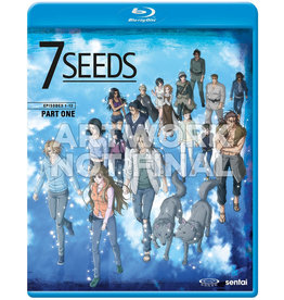 Sentai Filmworks 7 Seeds Part 1 Blu-ray