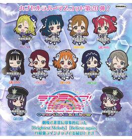 Bandai Love Live! Sunshine!! Over the Rainbow Capsule Rubber Strap