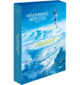 GKids/New Video Group/Eleven Arts Weathering With You Collector's Edition 4K HDR/2K Blu-ray
