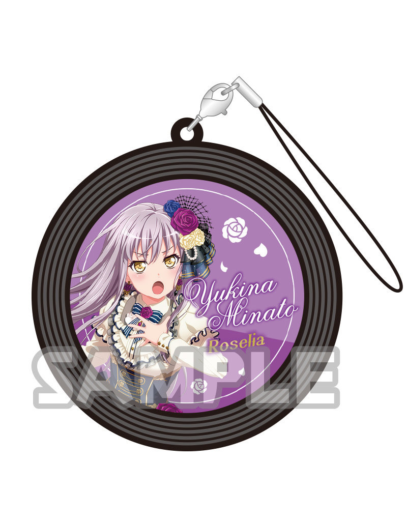 Bushiroad BanG Dream! Record Style Capsule Strap Vocal Vers.
