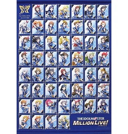 Bandai Namco Idolm@ster Million Live x Atre Akiba Infinite Sky 52 idols A1 Wallscroll