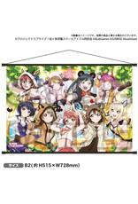 Bushiroad Love Live! All Stars B2 Wallscroll Nijigasaki HS Vol. 2