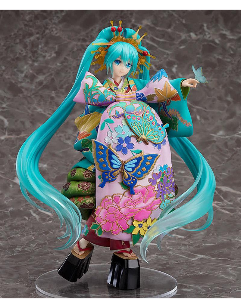 Good Smile Company Hatsune Miku: Chokabuki Kuruwa Kotoba Awase Kagami Ver. Figure GSC