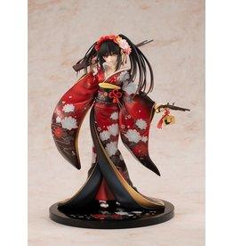 Kadokawa Kurumi Tokisaki Alluring Kimono Vers. Date A Live Novel Figure Kadokawa