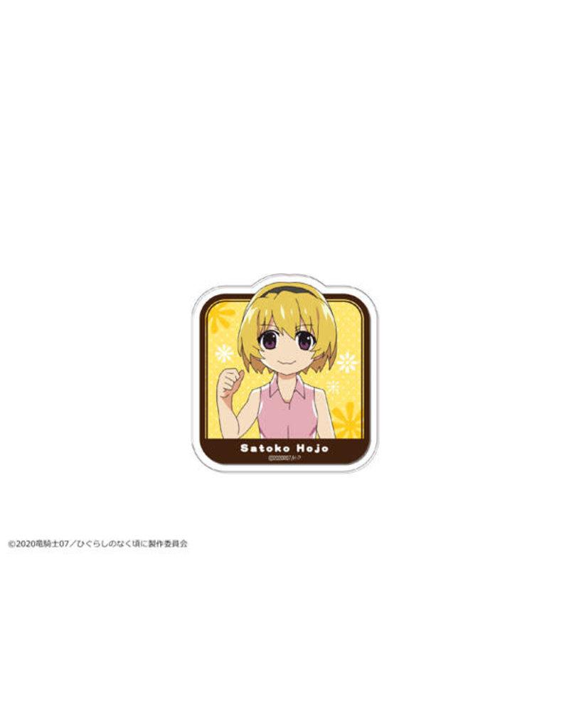Higurashi no Naku Koro ni Acrylic Badge Canaria
