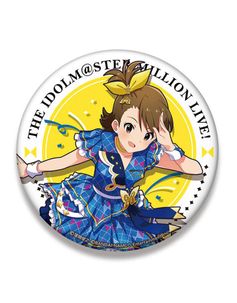 Gift Idolm@ster MLTD 3rd Anniversary Can Badge (AS)