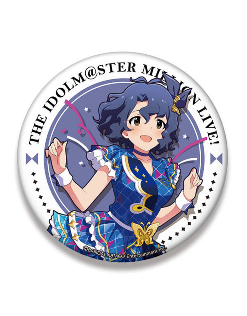 Gift Idolm@ster MLTD 3rd Anniversary Can Badge (Angel)