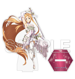 Kadokawa Asuna Goddess Stacia Vers. Acrylic Stand Sword Art Online War of Underworld