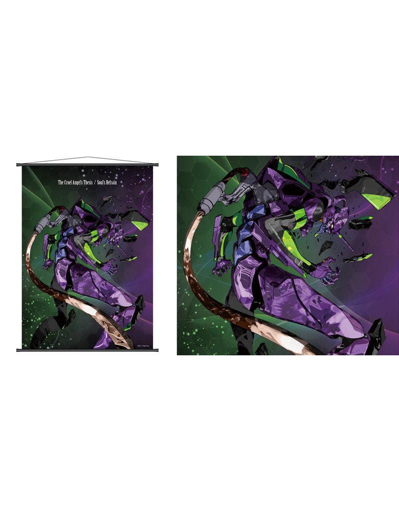 Evangelion Unit 01 Wallscroll