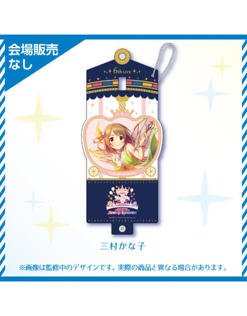 Bandai Namco Idolm@ster Cinderella Girls 6th Live Arm Band Cute