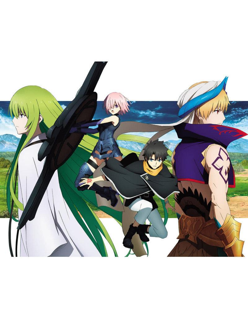 Aniplex of America Inc Fate/Grand Order Absolute Demonic Front Babylonia Box Set I Blu-ray